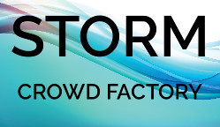 Storm Crowd Factory Logo